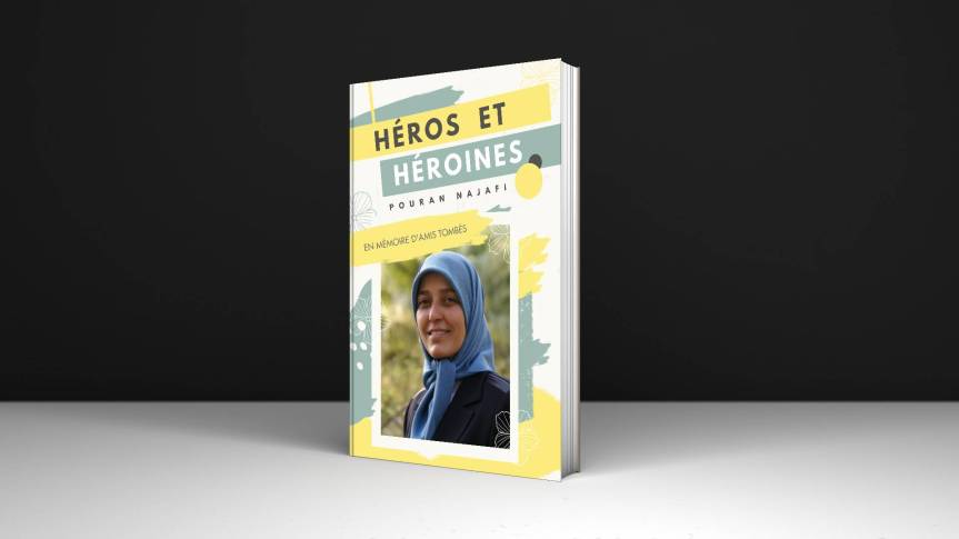 Héros et héroïnes, par PouranNajafi